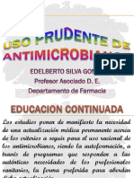 1 Uso Prudente de Antimicrobianos