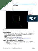 2.1.2.8 Lab - The Digital Oscilloscope