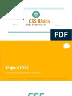 Aula 5 - CSS Básico