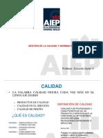 Normas Calidad - ISO.pptx