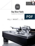 Inspiration Guide 2018 / Bay Bloor Radio