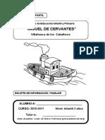 Boletin de Informacion Familiar 3 Aos 130325111645 Phpapp01