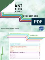 Guide Etudiant Hospitaliers 2017 18