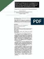 Welch, G. (1998). Métodos y Problemas de la Investigación en la Educación Musical. Ponencias presentadas en la 2da. Conferencia Iberoamericana de Investigación Musical.pdf