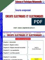 Circuit Electrique Et Electronique Www Cours-Electromecanique Com