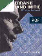 Mitterrand Le Grand Initié (Nicolas Bonnal) - Scan Phenix 1717