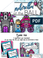 cinderella at the ball update