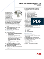 2101164 Btu Natural Gas Chromatograph
