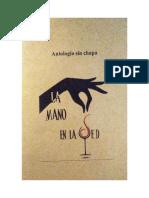 Plaqueta Antología sin chapa