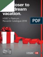 Platinum Catalogue q4 2018