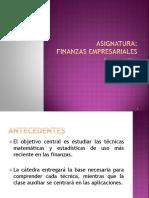 Tema 2. Indicadores de Evaluacion Privada II2014