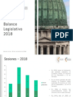 DL - Indice Legislativo 2018 (Período Ordinario) 28.11.2018