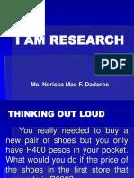 Lesson 1 Research