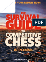 Emms - The Survival Guide to Competitive Chess (Everyman, 2007)(164s)(Chessbook)