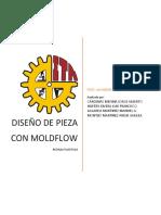 Reporte Moldflow