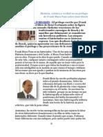 Historia, crónica y verdad en un prólogo  de Frank Moya Pons sobre Juan Bosch