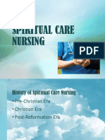 Spiritual Care Nursing