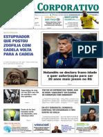 Edição 4 de Dezembro de 2018 - Jornal Corporativo
