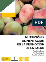 Nutrición y alimentación en la promoción de la salud - Rosa Maria Ortega