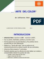 El arte del color - Ensayo