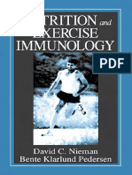 David C. Nieman, Bente Klarlund Pedersen - Nutrition and Exercise Immunology (Nutrition in Exercise and Sport) (2000, CRC).pdf