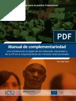 ICTJ Manual Complementariedad SP