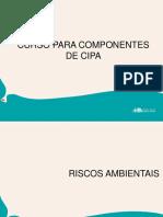 CIPA - Riscos Ambientais, Mapa de riscos.