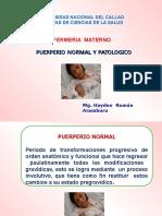 Clase 4,5 Puerperion-p y de Recien Nacido