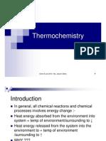 Thermochemistry Jan2010
