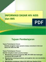 Modul Dasar-2 Informasi Dasar HIV AIDS Dan PIMS