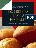 Las 7 Recetas Basicas de Pan