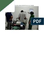 Dokumentasi Pelatihan Penggunaan Alat Medik