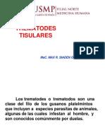 Tremátodos-tisulares