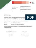 Contoh Surat Peminjaman