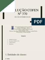 Resolução Cofen Nº 370-1