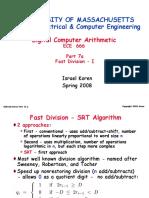 Digital Computer Arithmetic