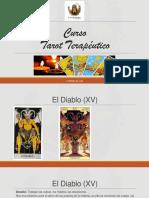 Arcanos Mayores El Diablo - El Mundo - El Mapa y El Viaje