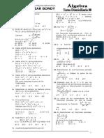 Algebra p 08 Ex 2007 III