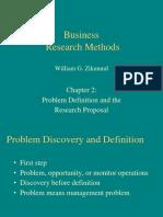 Ch 02 Problem & Proposal