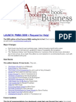 Personal MBA Reading List 2009