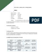 Componentes en El Ámbito Del Proyecto Rio Cachi