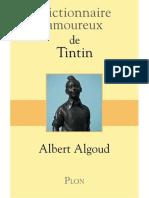 De Tintin - Dictionnaire