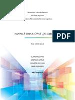 PANAMÁ SOLUCIONES LOGÍSTICAS S.A.