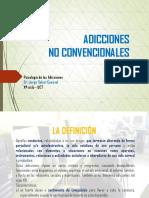 Adicciones No Convencionales - Uct 2018-2