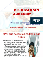 Educar Sin Agredir