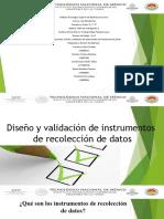 Equipo 4 - Diseño y Validación de Instrumentos de Recolección de Datos