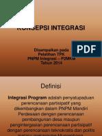 01. Konsepsi Integrasi