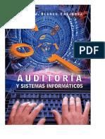Auditoria y Sistemas Informatic - Blanco Encinosa, Lazaro J