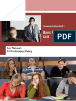 Basic Presentation Skill,PPDS