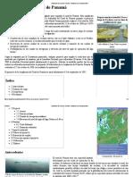 Ampliación Del Canal de Panamá - Wikipedia